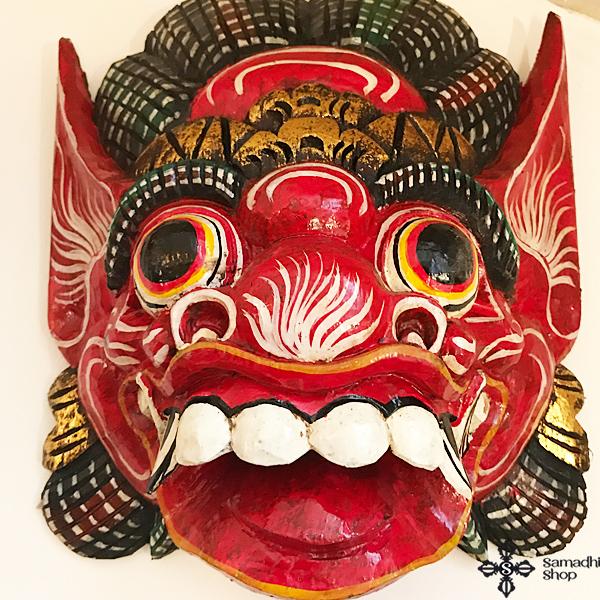 Garuda maszk 1