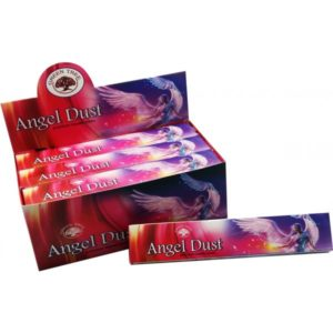 green tree incense angel dust samadhi shop