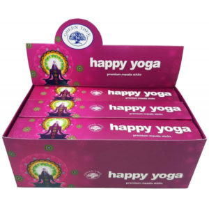 green tree incense happy yoga samadhi shop