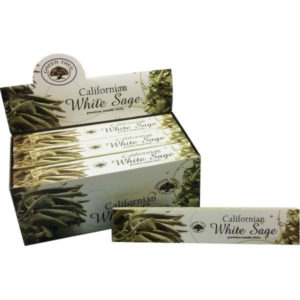 green tree incense white sage samadhi shop