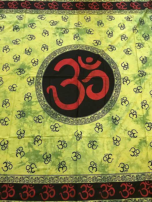indiai pamut mandala ágytakaró faliszőnyeg samadhi shop 17