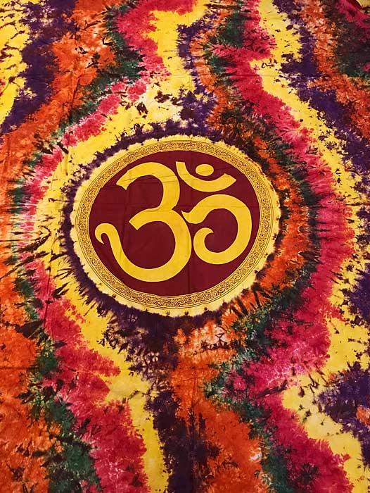 indiai pamut mandala ágytakaró faliszőnyeg samadhi shop 18