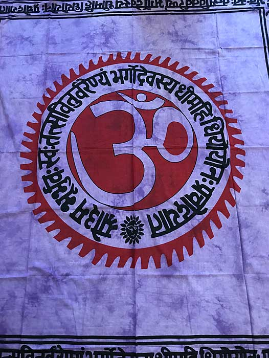 indiai pamut mandala ágytakaró faliszőnyeg samadhi shop 7