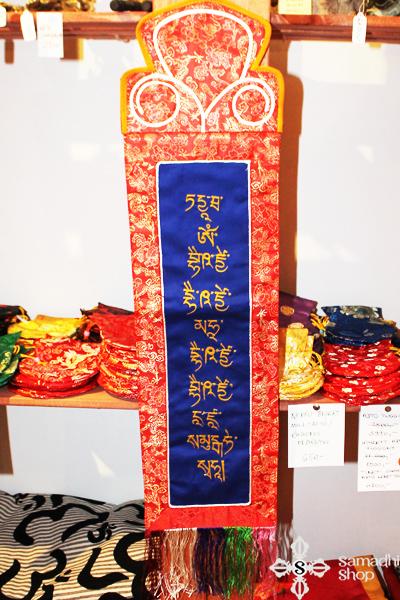 Gyógyító Buddha Mantra Fali Függő